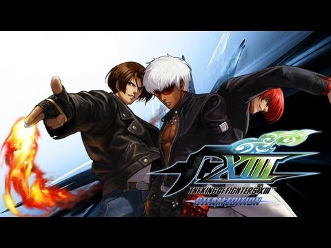 SNK Playmore confirma el lanzamiento de The King of Fighters XIII: Steam Version, y confirma los extras