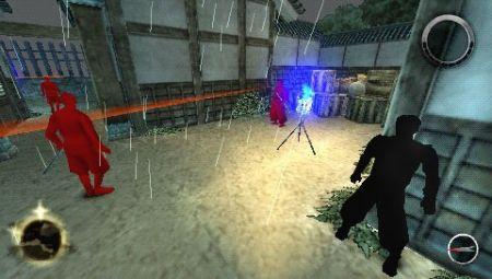Tenchu 4 - Los ninja van a por todas exclusivamente en Wii