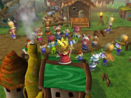 King Story - Nuevas capturas y detalles de la estrategia más cautivadora de Wii