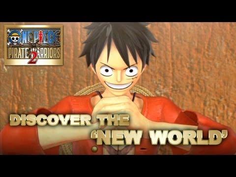 2 nuevos DLCs para One Piece Pirate Warriors 2, y la edición