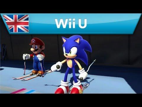 Eventos olímpicos y pruebas de ensueño en un nuevo tráiler de Mario & Sonic at the Sochi 2014 Olympic Winter Games