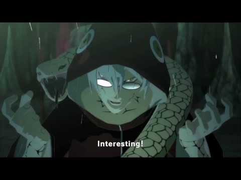 Las novedades gráficas de la versión Full Burst de Naruto Shippuden: Ultimate Ninja Storm 3