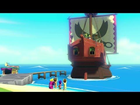 Los espectaculares jefes de The Legend of Zelda: The Wind Waker HD, en un vídeo especial pre-lanzamiento