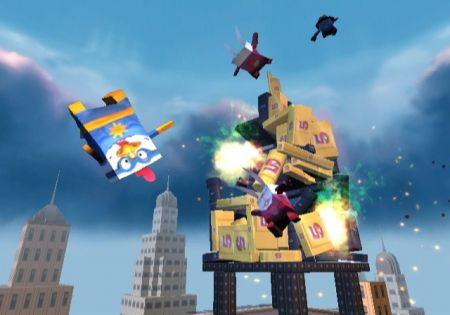 Boom Blox Smash Party: listo para que empiece destrucción. - Noticia para Boom Blox Smash Party