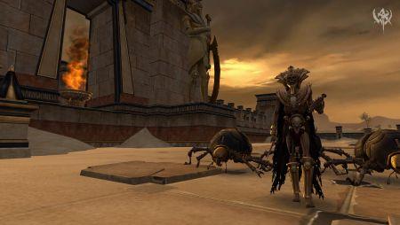 Descubre la nueva galería de arte de Warhammer Online: Age of Reckoning