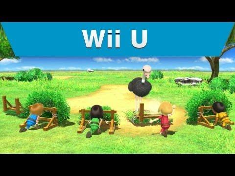 Los nuevos minijuegos, al descubierto en un divertido tráiler de Wii Party U