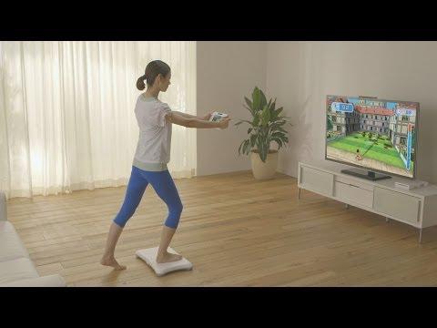 Más de 5 minutos de Wii Fit U, con los nuevos minijuegos y el Fit Meter - Noticia para Wii Fit U