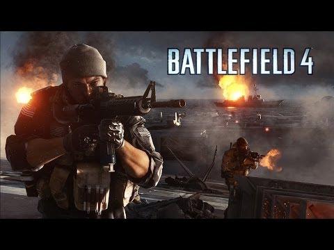 Youtube nos muestra cómo son los primeros 30 minutos de Battlefield 4 en Xbox 360 (spoiler)