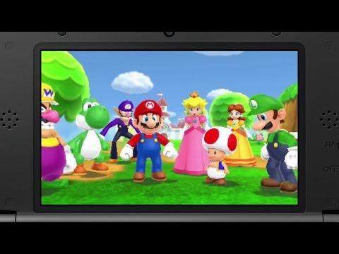 Los minijuegos con la cámara de Mario Party Island Tour, explicados en vídeo