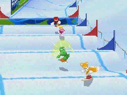 Mario y Sonic en los Juegos Olimpicos de Invierno - Los jefes finales demuestran su poderío