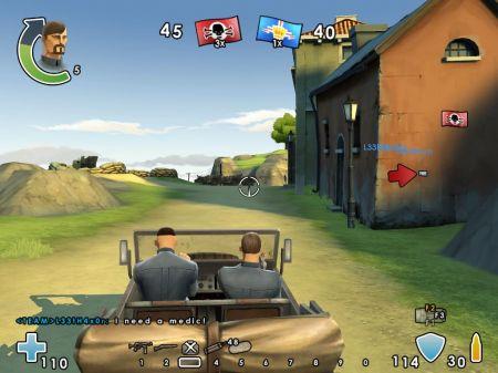 Primera entrega del diario de desarrollo de Battlefield Heroes