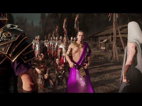 Marius saca la Gladius para luchar con un tráiler especial de lanzamiento de Ryse: Son of Rome