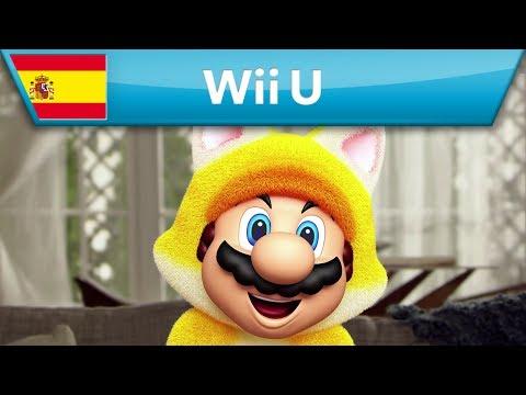 Los escenarios más divertidos de Super Mario 3D World, en un nuevo avance en imágenes