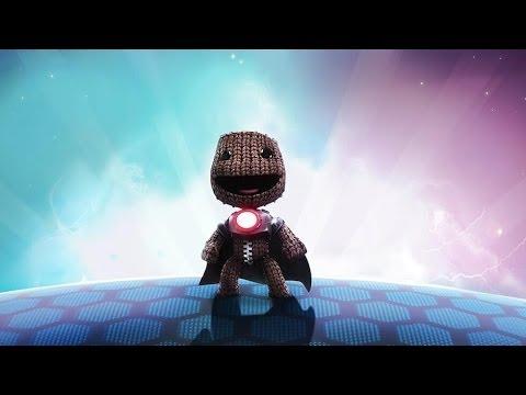 Saca los super-poderes de Sackboy con el DC Premium Level Pack para LittleBIGPlanet