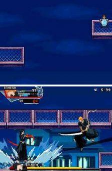 Bleach DS 4th - Flame Bringer asalta Japón