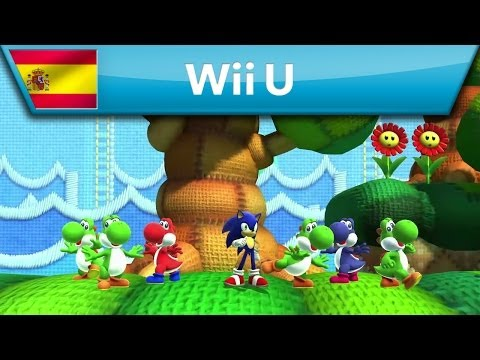 Sonic se viste de Link en el nuevo DLC de Sonic Lost World, The Legend of Zelda Zone