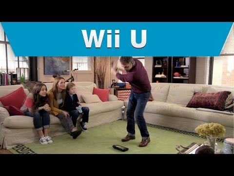 El boxeo y el golf de Wii Sports Club, en vídeo