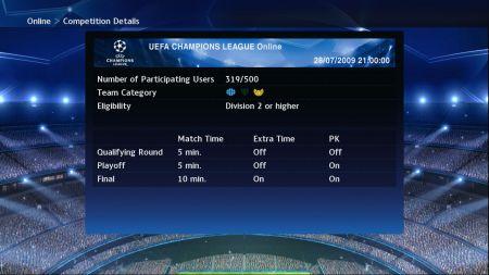 PES 2010 - Nueva actualización gratuita de plantillas y características de los jugadores