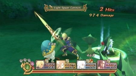 Tales of Symphonia: Dawn of the New World. Convierte a tus héroes... ¿en reyes?