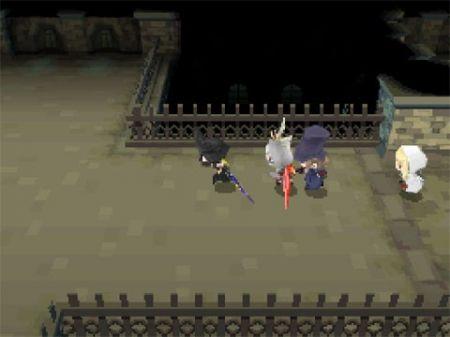 Final Fantasy Gaiden - Al asalto del mercado americano como The 4 Heroes Of Light