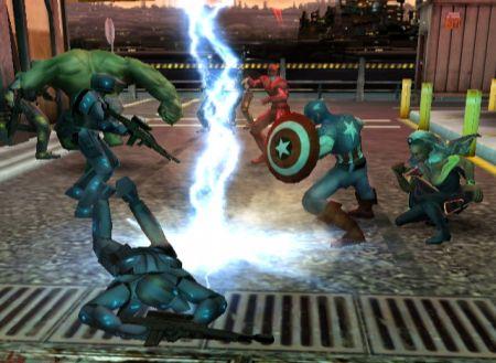 Marvel Ultimate Alliance 2 - El contenido descargable ya está listo