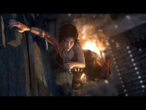 El entorno, los objetos y la iluminación del mejorado motor gráfico en Tomb Raider Definitive Edition