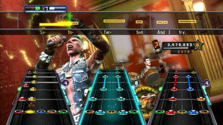 Guitar Hero 5 - En Xbox 360, los protagonistas serán... ¡Los avatares!