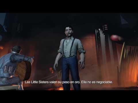 Los personajes estrella de Bioshock Infinite: Panteón Marino Episodio 2, en vídeo