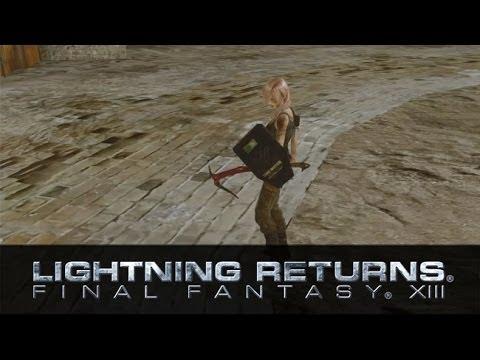 Un espectacular tráiler de lanzamiento americano nos muestra el potencial de Lightning Returns: Final Fantasy XIII