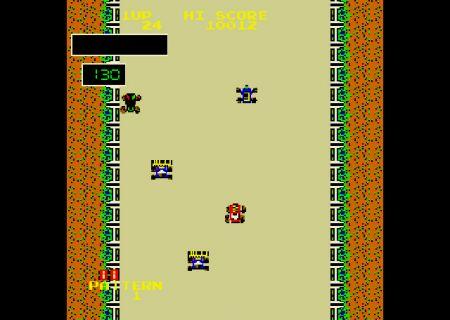 Data East Arcade Classics - Wii mejora los clásicos que nos hicieron vibrar en las recreativas