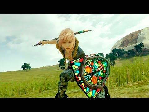 Square Enix nos detalla las fechas y precios de los nuevos contenidos para Lightning Returns: Final Fantasy XIII