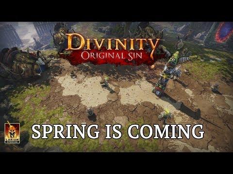 Las mejoras gráficas y jugables de Divinity: Original Sin, en vídeo