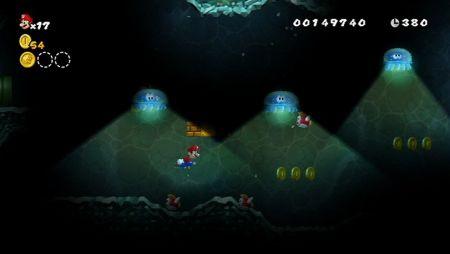 New Super Mario Bros. Wii nos muestra su mejor cara