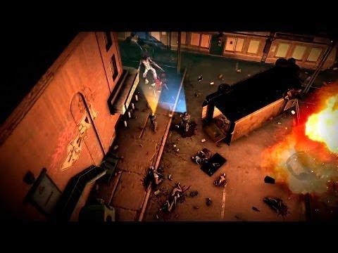 Sony anuncia una versión de Dead Nation para PS Vita