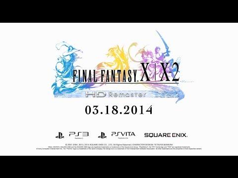 Tráiler de lanzamiento de Final Fantasy X / X2 HD Remastered: Un cuento épico
