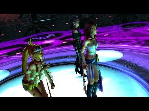 Final Fantasy X y X-2 HD Remaster se estrena en PS4