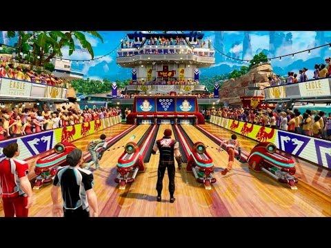 Nuevo vídeo. Vídeo-presentación de Kinect Sport Rivals