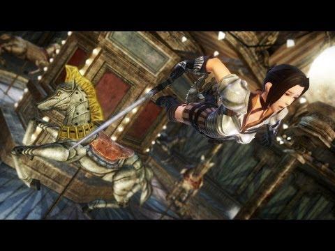 Las demonios liberan su poder en un nuevo tráiler de juego de Deception IV: Blood Ties
