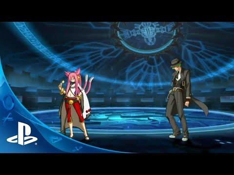 BlazBlue: Chrono Phantasma llegará a PS Vita este verano