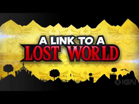 SEGA anuncia Sonic Lost World para PC