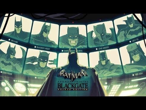 Batman: Arkham Origins Blackgate HD ya tiene fecha de lanzamiento en Wii U