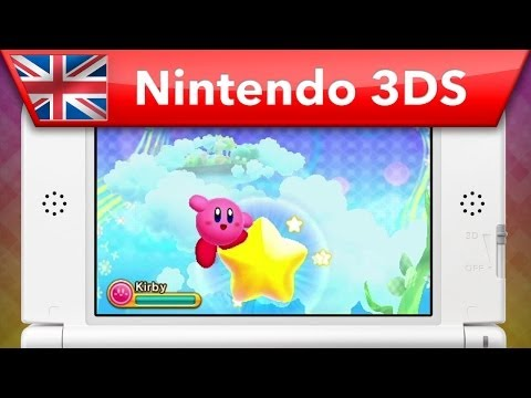 Los poderes de Kirby, a examen con un nuevo vídeo de Kirby Triple Deluxe