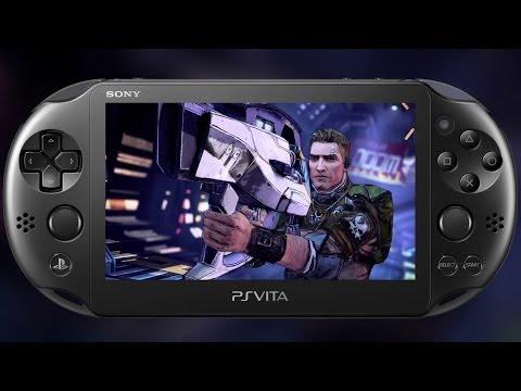 Borderlands 2 en PS Vita, al descubierto con nuevas imágenes