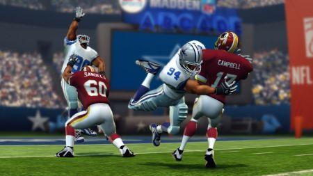 Madden NFL Arcade PS3 y Xbox 360  Ultimagame 8cc148fc15ba5