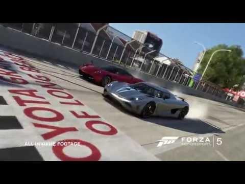 20 coches gratuitos para los poseedores del Season Pass de Forza Motorsport 5