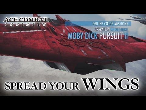 Enfrentamiento: los aviones de Ace Combat Infinity surcan los aires en un nuevo vídeo