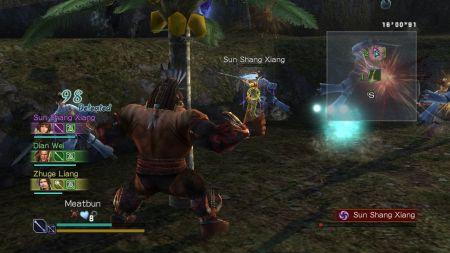Dynasty Warriors StrikeForce -  Ayane entra en acción