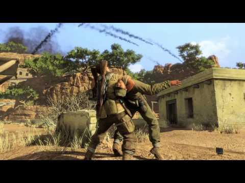 Apunta y dispara con el tráiler de lanzamiento de Sniper Elite 3