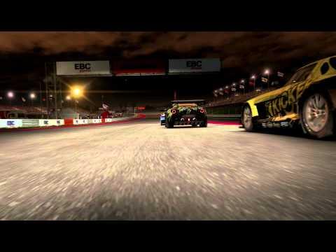 Se presentan los circuitos de Grid Autosport