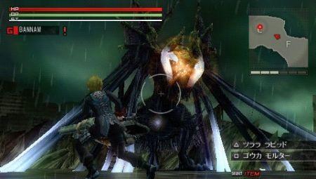 God Eater - Los cazadores de la oscuridad nos muestran su cara más animada